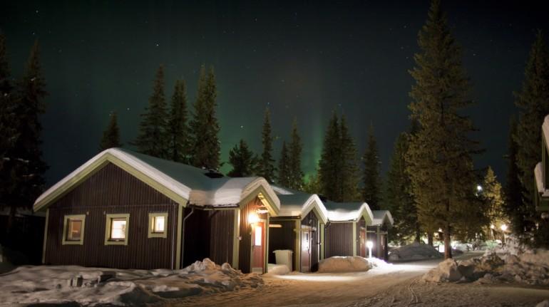 Icehotel di Jukkasjärvi