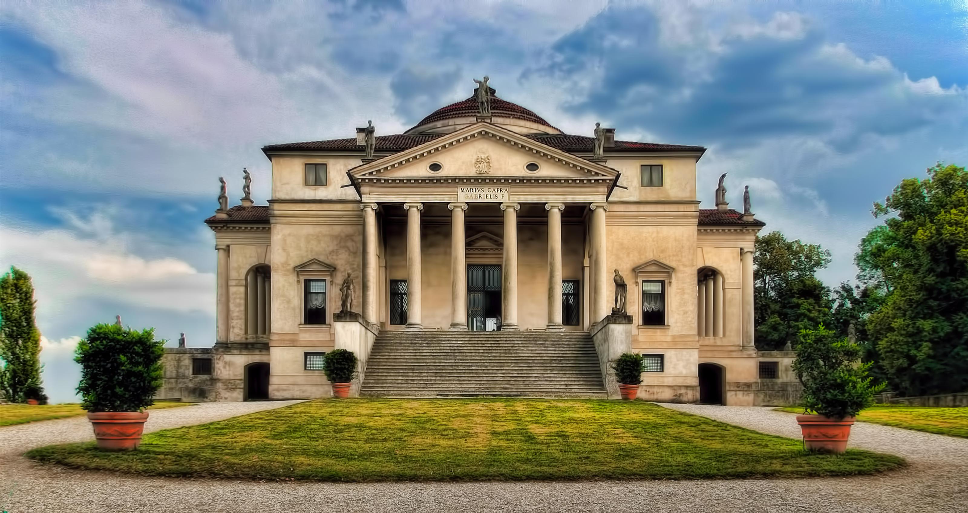 """Villa Capra, detta """"La Rotonda"""""""