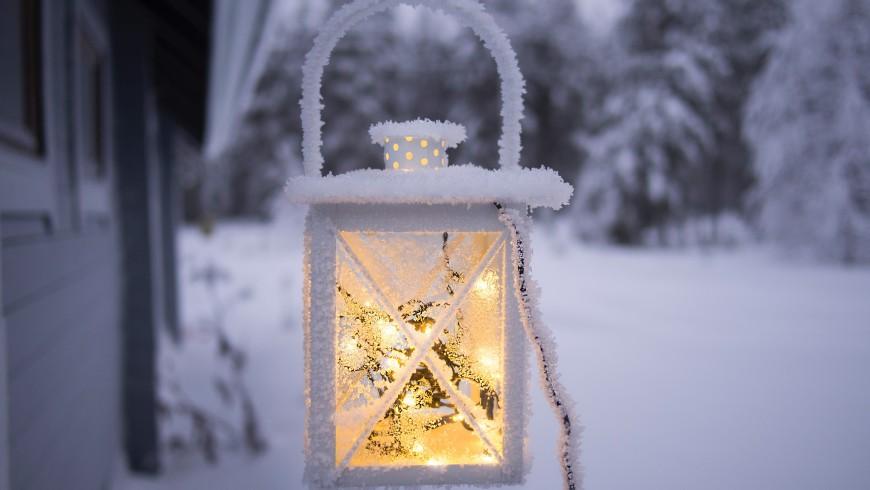 Il regalo romantico: una notte in un eco-chalet