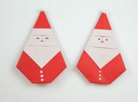Biglietti origami via Archzine