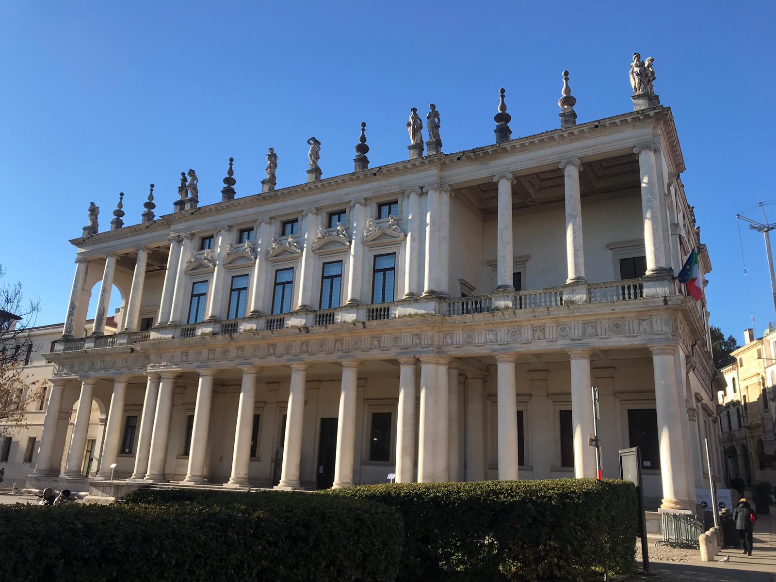 Palazzo Chiericati, la pinacoteca civica di Vicenza