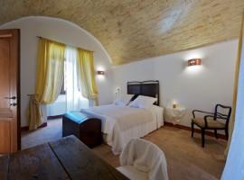 Camera in un vero castello, a torre della Botonta, Umbria