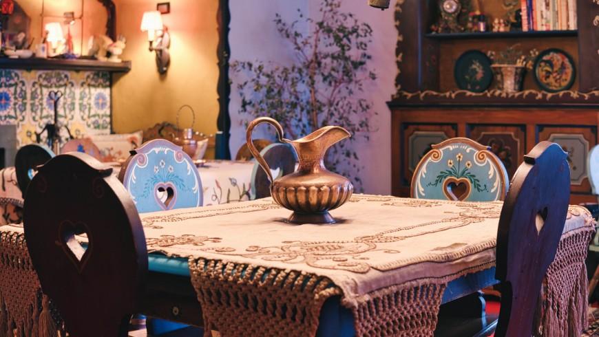Una fuga romantica in una suite ad Ala di Stura