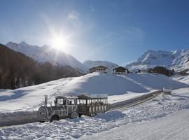 Dorf Express, Plan, Val Passiria