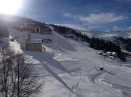 Alpe di Mera, Piemonte, qui puoi sciare senza auto