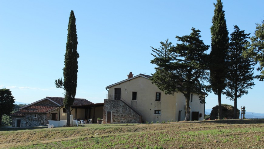 IPoderi: agriturismo eco-chic in Toscana