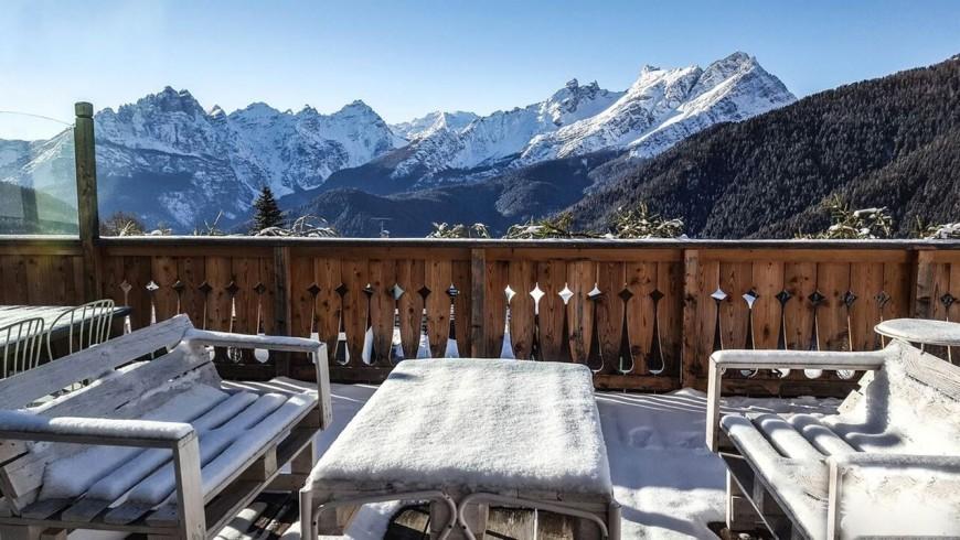 La Caminatha: il tuo matrimonio green nel cuore delle Dolomiti
