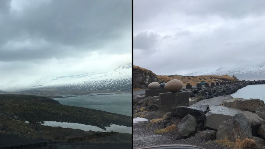 fiordi dell'est, opera Eggin I Gledvik. Ph. Sara Pescetta