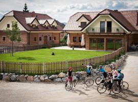 Tenuta Trnulja, biciclette ed Ebike