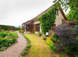 Burnbank eco-hotel in Scozia