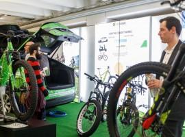 biciclette elettriche a expo riva hotel