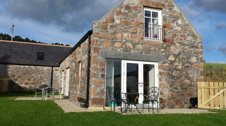 Perkhill Holiday Cottages, Scozia