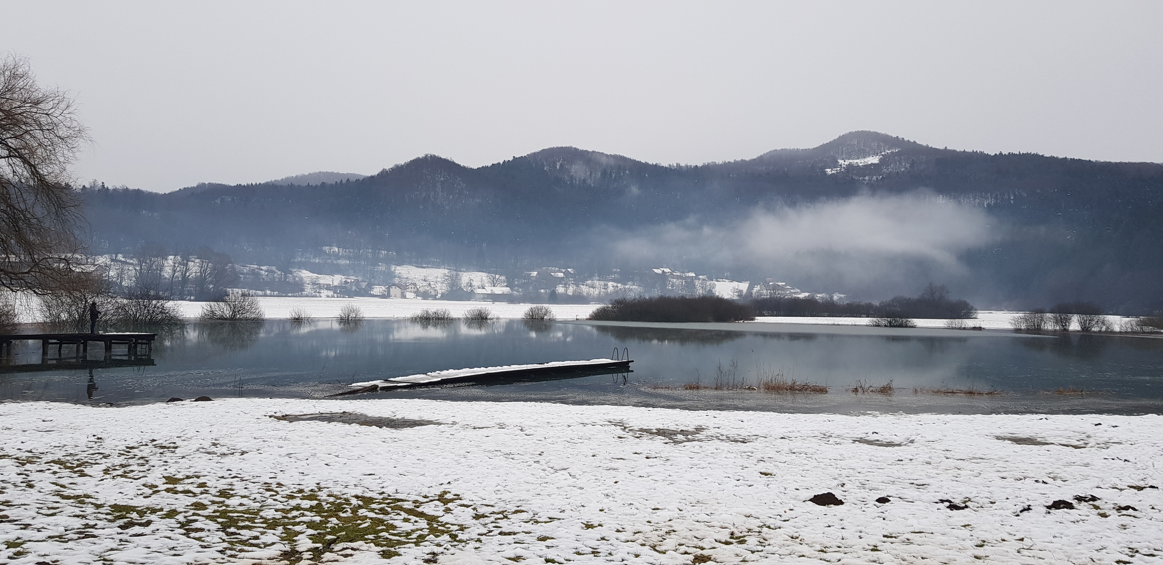 Lake Jezero Pri Podpeči
