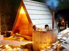 hotel davvero insolti: glamping in slovenia