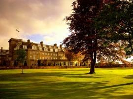 Gleneagles-Hotel Scozia