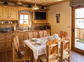 Trnulja Country Estate, cucina