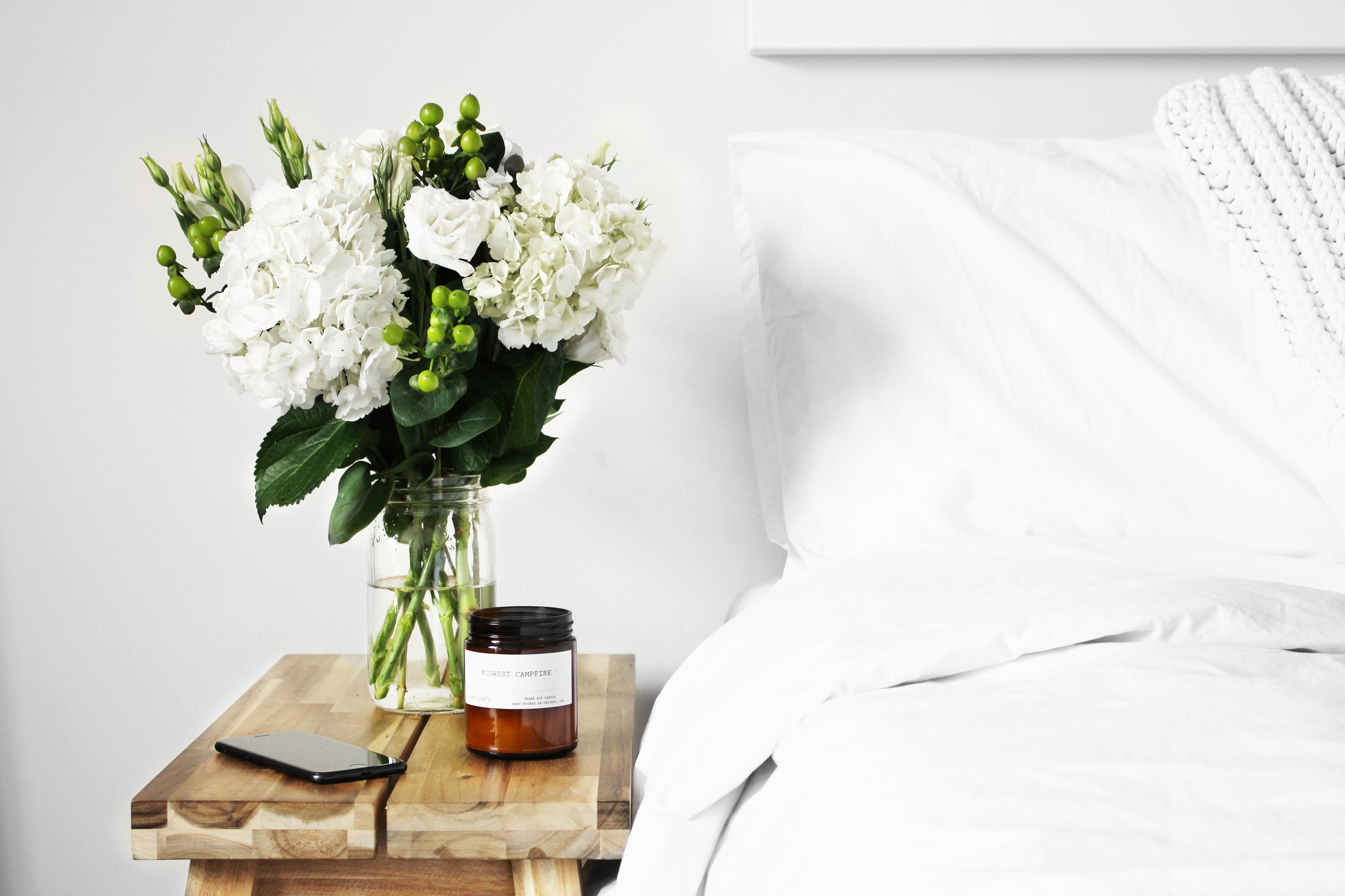 fiori ed essenze naturali per il benessere ecologico in hotel
