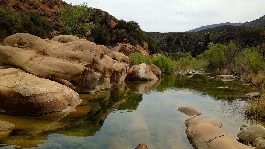 Sespe Hot Springs: tra le più belle terme naturali della California
