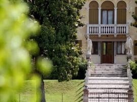 Villa Valier Battaggia, villa Veneta lungo il Sile