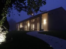 Casa Fiorindo di notte
