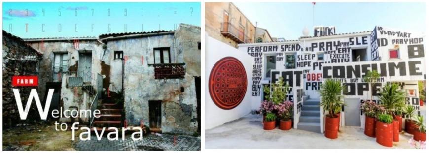 Favara Farm Cultural Park, prima e dopo