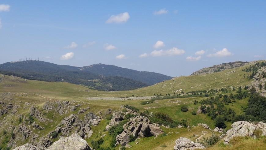 Il Parco Naturale del Beigua, collegato con Alta Via