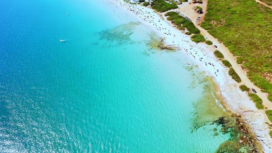 spiaggia delle Bombarde, Alghero