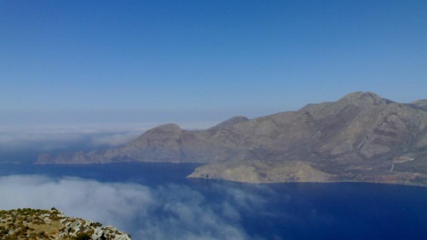 tilos isola grecia