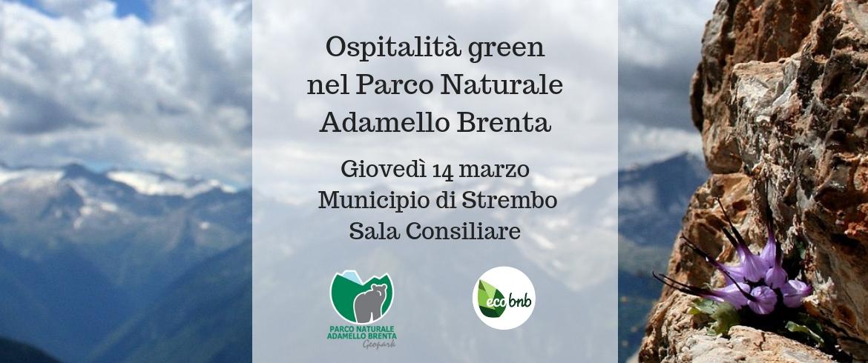 Ecobnb incontra le strutture qualità parco nel parco Adamello Brenta Trentino