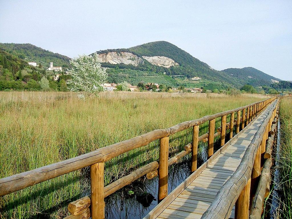 Palude di Massaciuccoli, Vacanza Verde in Toscana