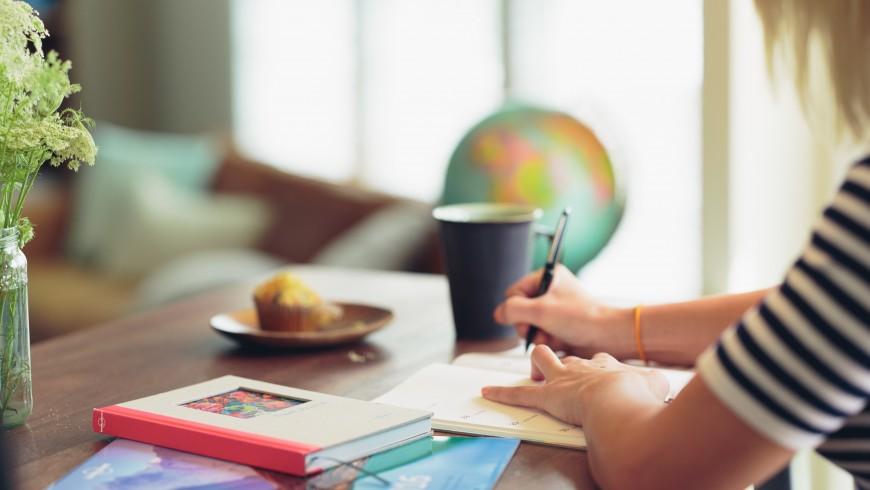 scrivere creare contenuti per il tuo blog di viaggio sostenibile