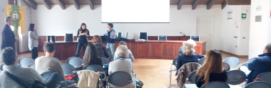 workshop a Strembo con le strutture ricettive qualità parco