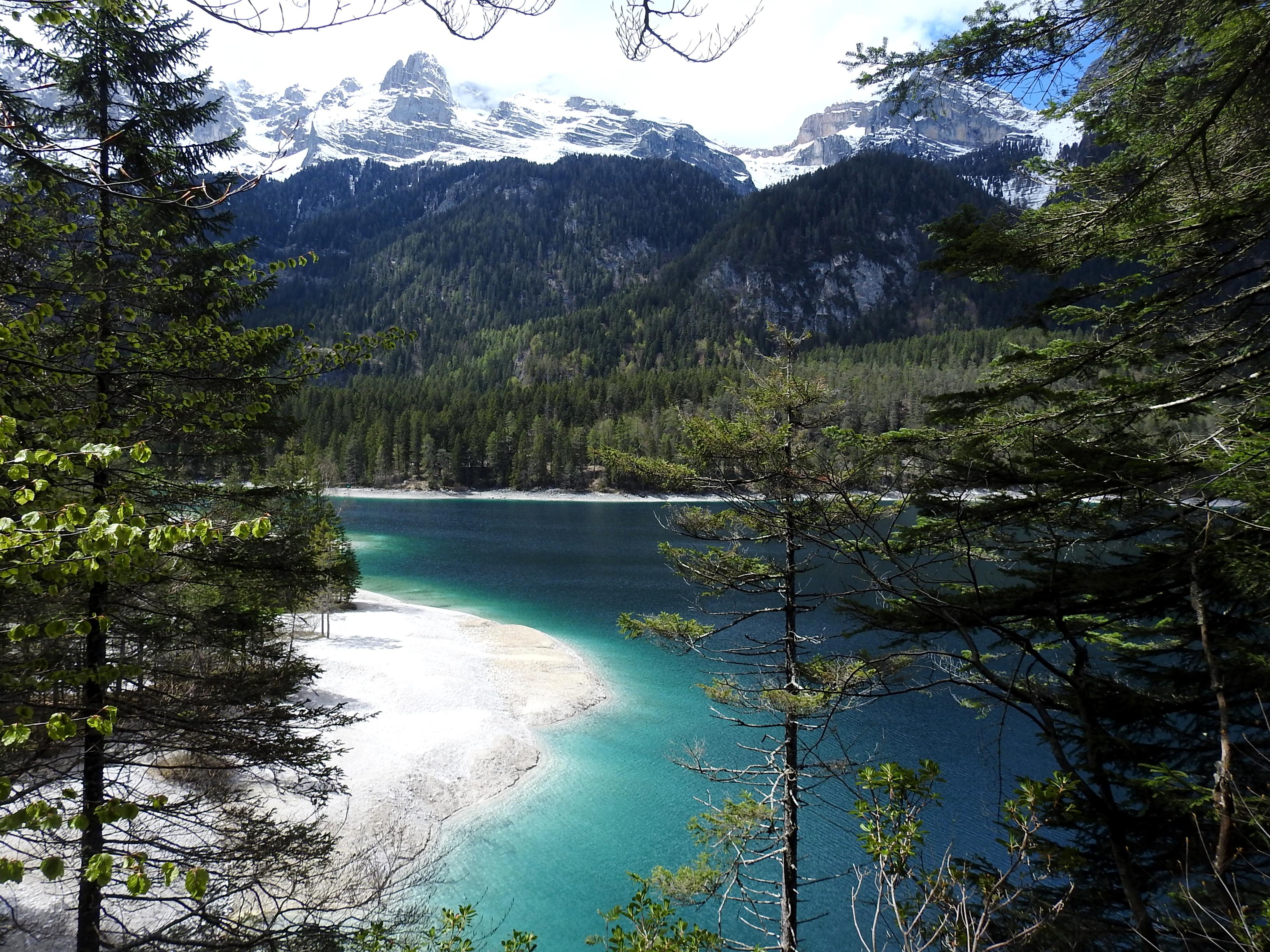 Lago di Tovel, parco Adamello Brenta