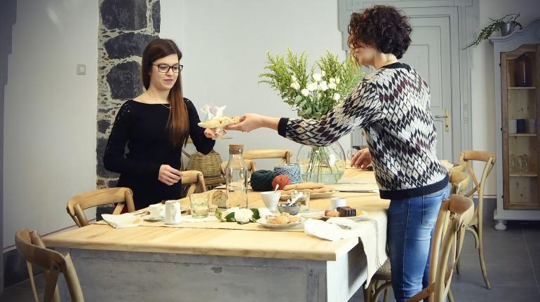 Colazione a base di prodotti locali, photo Ecobnb