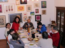 Gli abitanti di Paulilatino aprono le loro porte gli ospiti di Bisos, photo via Flickr