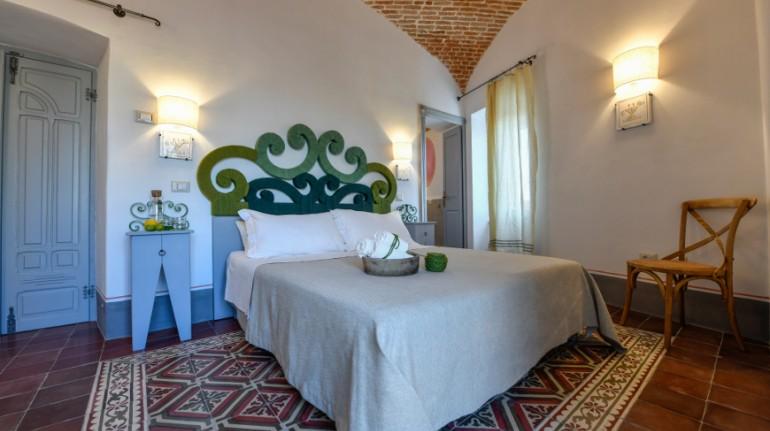 Interno di una camera di Bisos, photo Ecobnb
