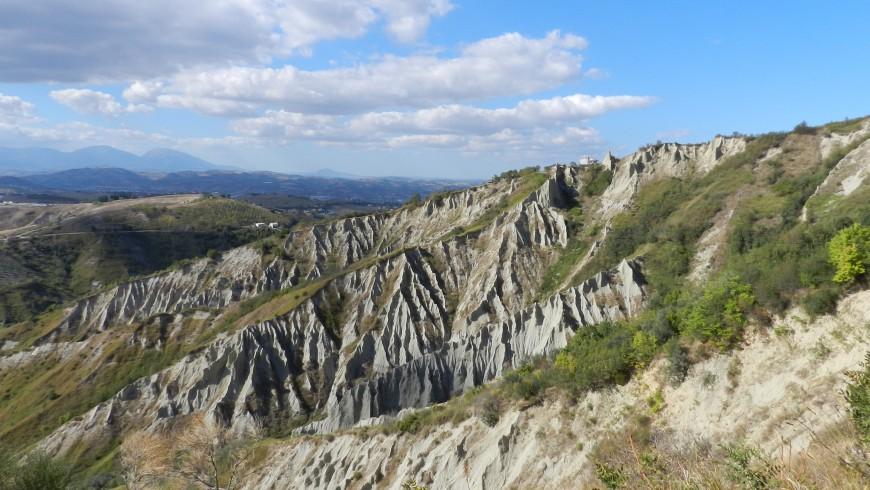 riserva dei Calanchi di Atri