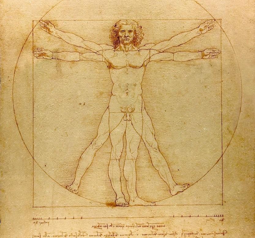 Leonardo Da Vinci, a universal genius