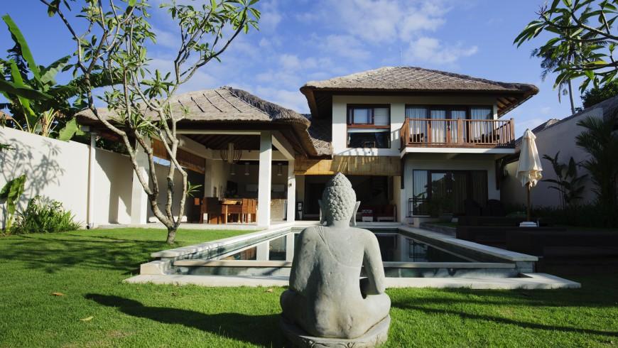 Vacanze scambiando casa a Bali, Asia