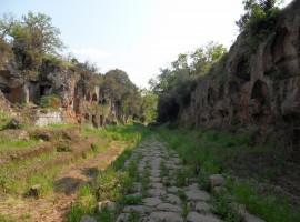 vie cave degli Etruschi