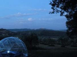 casale mille soli tenda trasparente