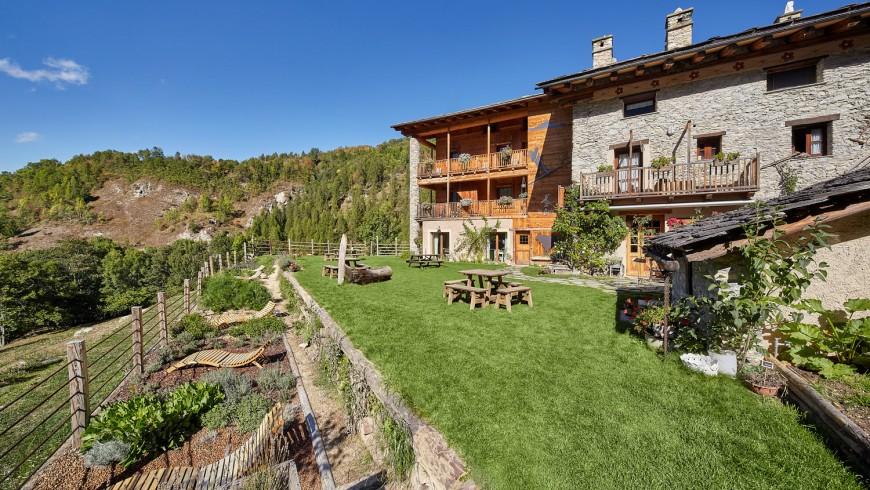 Locanda Lou Pitavin: soste chic in Piemonte