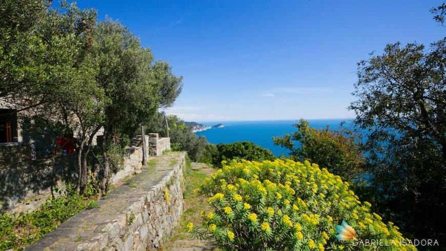 Una vacanza rustica ma chic vicino alle Cinque Terre