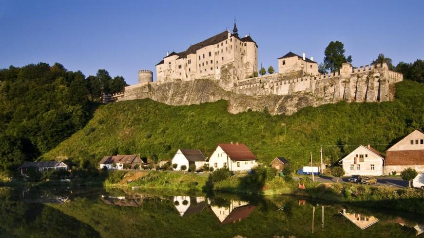 castello di sternberk, repubblica ceca