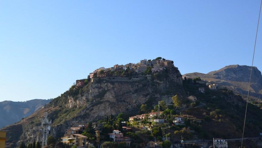 Vista di Castelmola