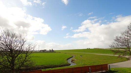 Vista della campagna dal Vegotel, photo Ecobnb