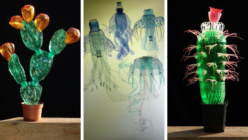 PET-art: quando Riciclare la Plastica diventa un'Arte