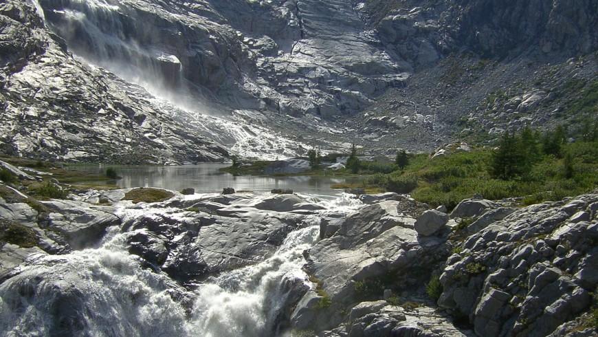 Cascata del Mandron