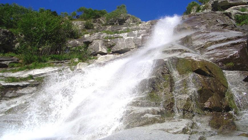 Cascata di Gabbiolo