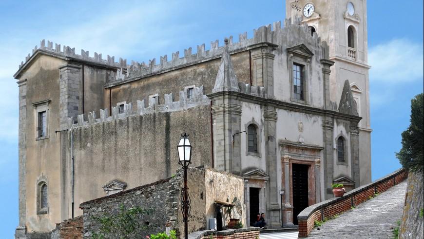 Chiesa di S. Nicolò, Savoca